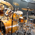 Alchemy Studios drums