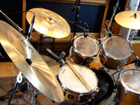 Alchemy Studios - Drums
