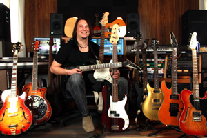 Jeff Muller, Alchemy Studios Producer